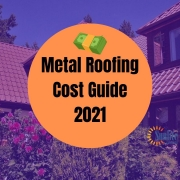 average price for a metal roof